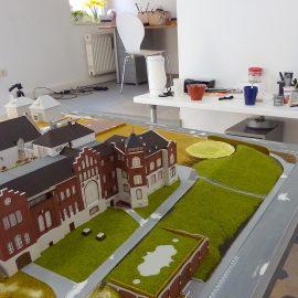 Architekturmodell Strate