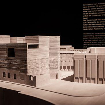 Ausstellung – Das Architekturmodell
