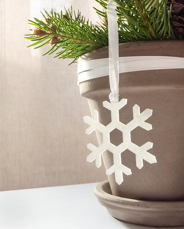 Snowflake, DIY