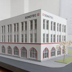 Firmengelände Sonotec GmbH Halle