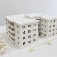 Wettbewerb Mehrfamilienhaus Halle