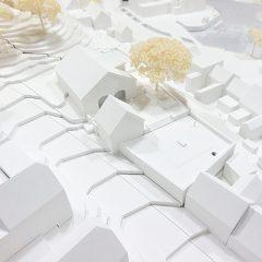 Städtebauliches Umgebungsmodell Freyburg